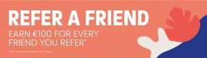 refer a friend banner